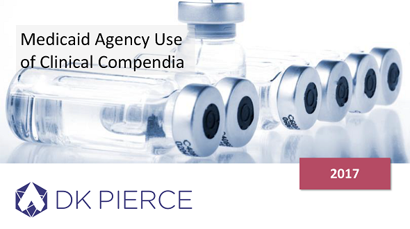 Medicaid Agency Use of Clinical Compendia