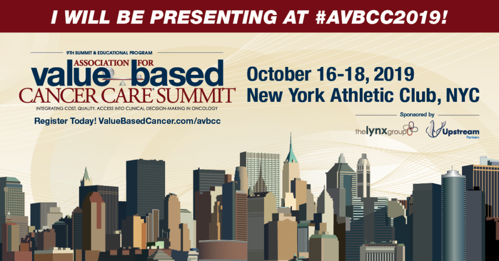 Come see Denise speak at the AVBCC Summit 2019