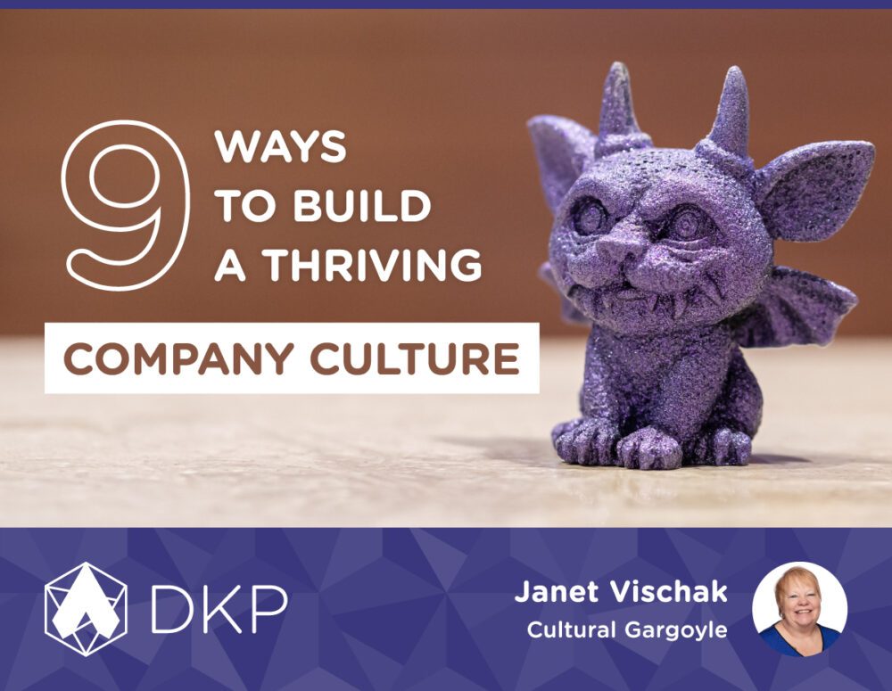9 Ways to Build a Thriving Company Culture